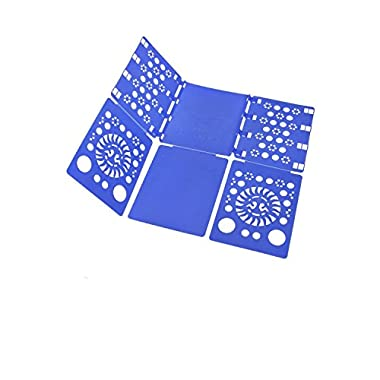 BoxLegend blue2 Shirt Folding Board Blue
