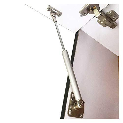 LXHY Almohadilla de aislamiento acústico Aleación Gabinete puerta gas apoyo varilla hidráulica Muelle neumática varilla de apoyo hidráulica para muebles de hardware 150N