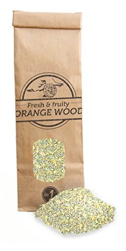 Why Choose Smokey Olive Wood Sow-413 Orange Sawdust, Yellow/Grey