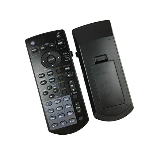 Replacement Remote Control for Kenwood DDX375BT DNX5160 DNX5180 DNX5190 Car Radio Stereo