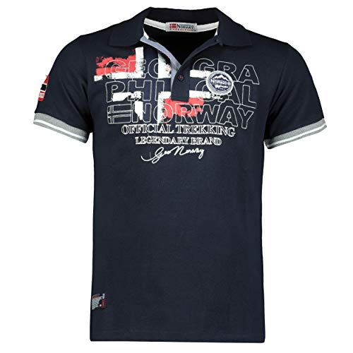Geographical Norway Kutta Men - Camisas De Polo...