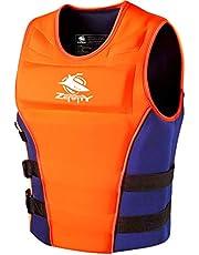 Adulto Chaleco de Natacion Hombre Traje Flotante Chaqueta Flotante Traje de Baño Flotador de Natacion Chaqueta de Nadar Chaleco de Flotacion Mujer Surf Kayak de Lujo