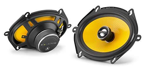JL Audio C1-570x 5' x 7'/6' x 8' 120W RMS 2-Way C1 Series Coaxial Speakers