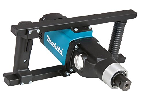 Makita UT1600 Rührgerät 180 mm, 2-Gang-Getriebe, Schwarz, Blau