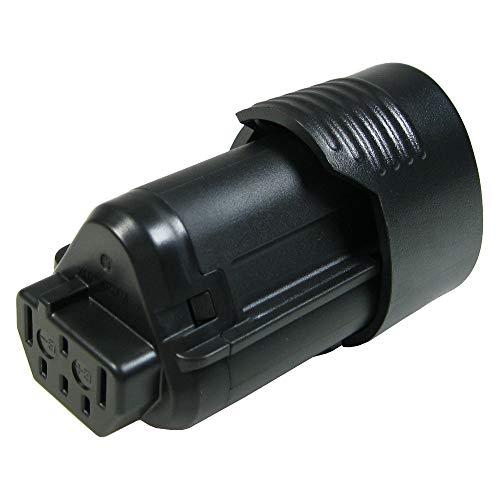 Hochleistungs Li-Ion Akku 12V / 1500mAh für AEG BS12C BLL12C BS12C2 BSS12C BWS12 BS-12C BLL-12C BS-12C2 BSS-12C BWS-12 ersetzt AEG L1215 L1215R