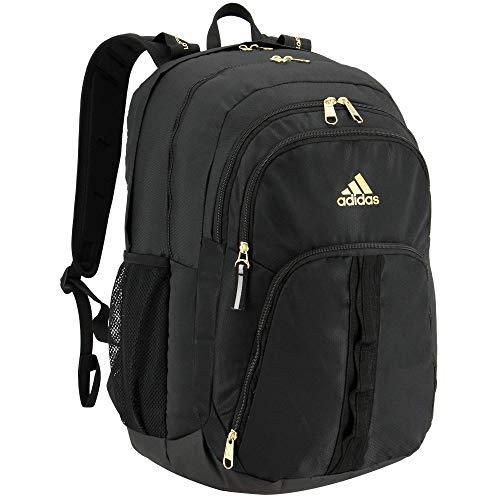 adidas Deporte atlético, Unisex, 976541, Black/Gold Metallic, Talla única