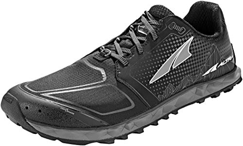 ALTRA AFM1953G Men's Superior 4 Trail Running Shoe, Black - 11 D(M) US