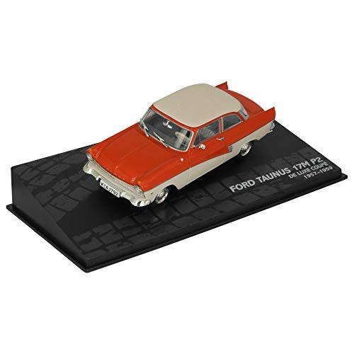 Altaya by Ixo Modelo de Coche en Miniatura Tipo para Ford Taunus...