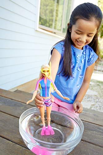 Barbie - La Magie des Dauphins - Dauphin Rose - 3
