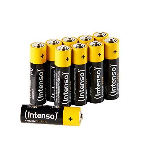 Intenso Energy Ultra AA Mignon LR6 Alkaline Batterien 10er Pack