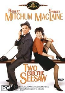 Cualquier día en cualquier esquina / Two for the Seesaw (1962) ( 2 for the See saw )
