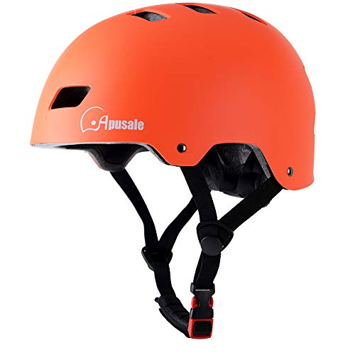 Kids Bike Helmet,Toddler Youth Bike Helmet,for Scooter Skateboard Cycling Roller Skating Adjustable Size for Children Girl Boy