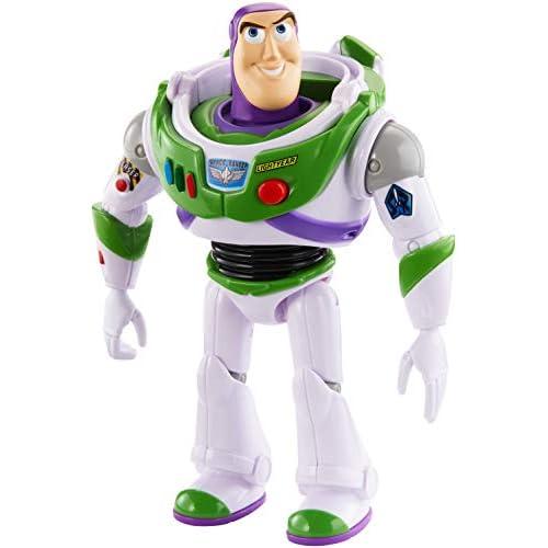 Disney GDP81 Pixar Toy Story 4 - Bambola parlante Jessie in Scala, Ispirata al Film, con più di 15 Frasi e Suoni, Design Autentico, snodata