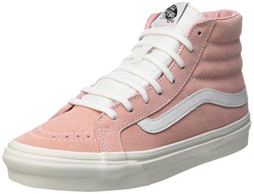 Vans Damen Sk8-hi Slim Laufschuhe, Pink (Blossom/True Whiteretro Sport), 42.5 EU