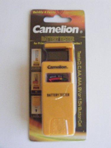 Camelion - Testeur de piles BT-0501