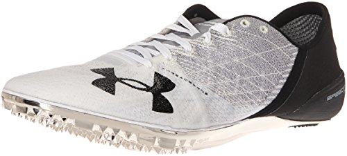 Under Armour Speedform Sprint 2 Athletic Shoe, Steel (101)/White, 7
