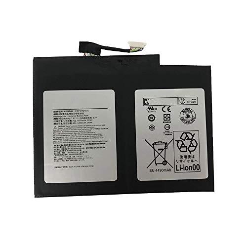 Civhomy 7.6V 37WH Battery Replacement for Acer Aspire Switch Alpha 12 SA5-27 5 SW512-52P SW512-52P-35RA SW512-52P-50Q SW512-52P-50QL SW512-52P-5151 AP16B4J KT.00204.003
