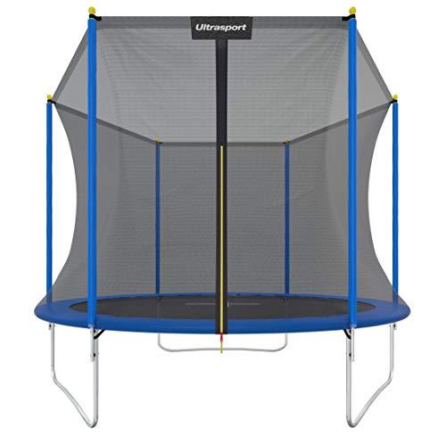 Ultrasport Trampoline de jardin Uni-Jump, trampoline...