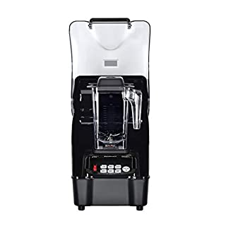 OmniBlend Omni-Q Commercial Blender with Full Sound Enclosure Shield