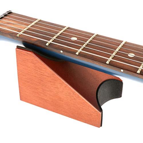 Alnicov Soporte para el cuello de la guitarra para el cuello de la guitarra eléctrica,acústica,bajo,cuerda de instrumentos