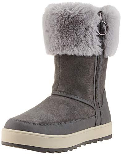 Koolaburra by UGG Women's Tynlee Boot, Stone Grey, 40 EU