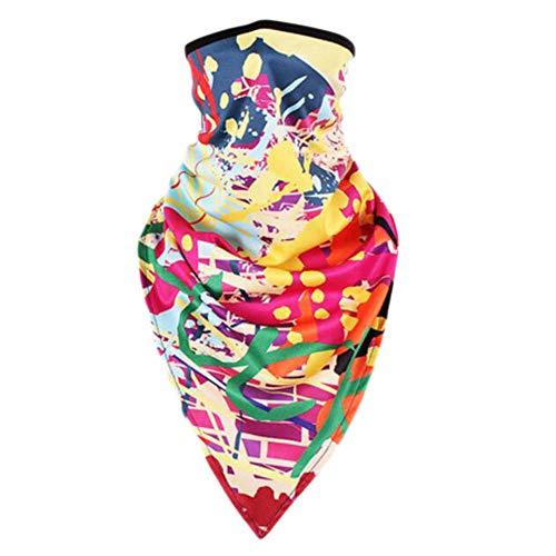 Crème solaire bandanas foulard masque extérieur serre-tête serre-tête serre-tête-A22
