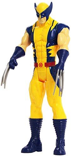 Wolverine Titan Hero
