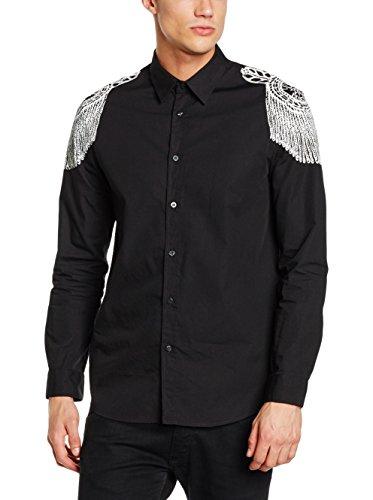 Love Moschino Hemd schwarz S