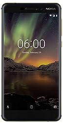 Nokia 6.1 (Blue-Gold, 4GB RAM, 64GB Storage)