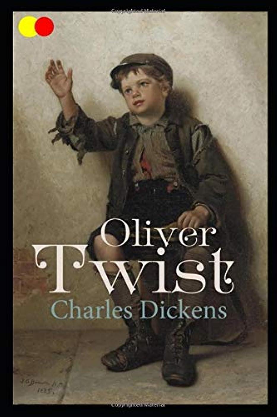 ディレクター外部の量Oliver Twist: Annotated