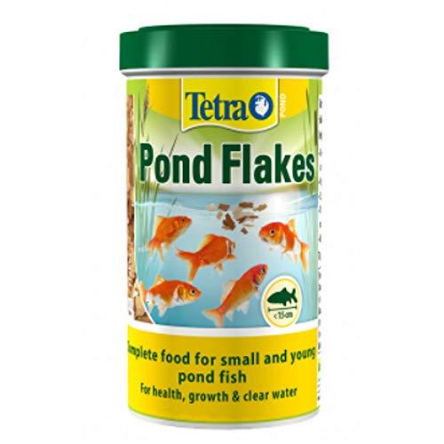 Tetra Pond Flakes (Pot Size: 100g)