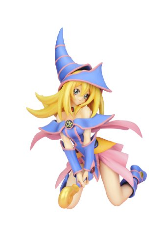 Yu-Gi-Oh Duel Monsters Black Magician Girl (1/7 scale PVC Figure) (japan import)