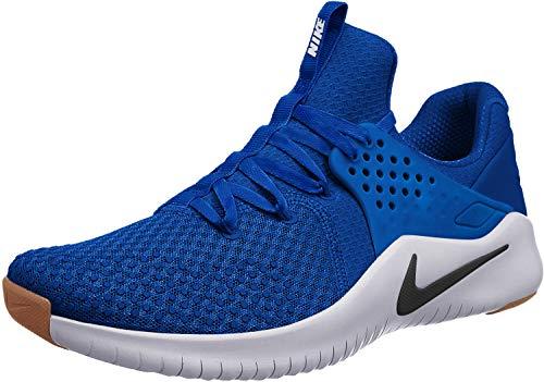 Nike Herren Free Tr 8 Laufschuhe, Mehrfarbig (Game Royal/Black/White/Gum Med Brown 401), 45 EU