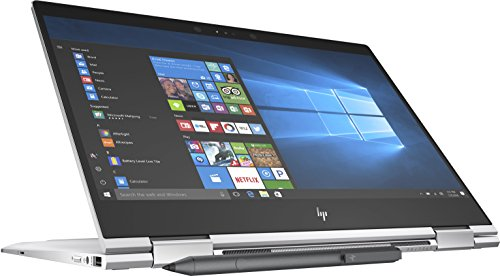 HP Spectre x360 13-ae000ns - Ordenador Portátil Convertible de 13.3' FullHD (Intel Core i5-8250U, 8 GB RAM, 128 GB SSD, Intel Graphics, Windows 10), Color Plata - Teclado QWERTY Español