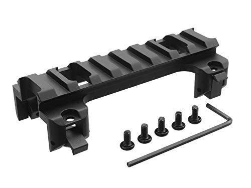 BEGADI MP5 / G3 Montage für Zieloptiken mit Standard Weaverschienen