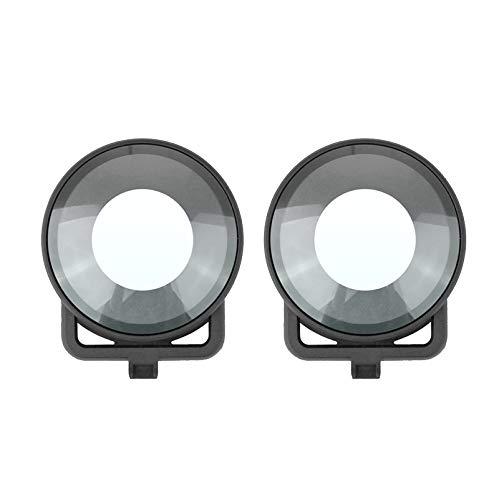 ACAMPTAR Protectores de Lente de Marco para One R ProteccióN de Lente Dual para CáMara Deportiva 360 Mod