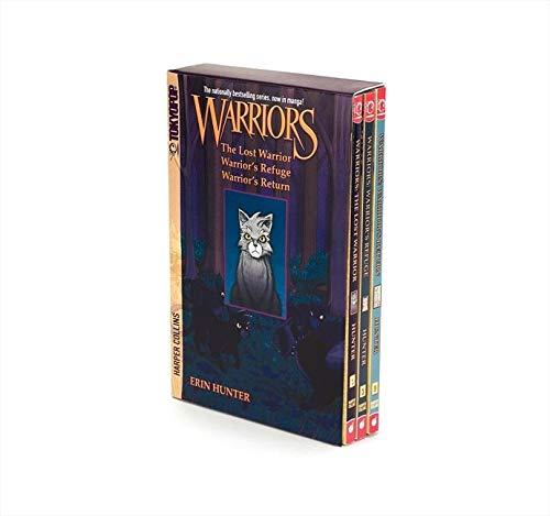 Warriors Manga Box Set: Graystripe's Adventure