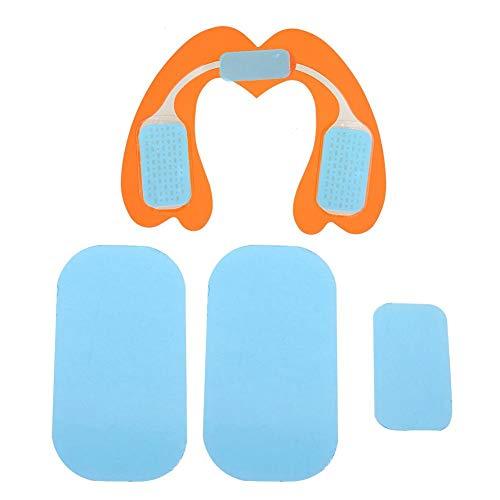Hip Trainer Massager zitvlak, draadloze afstandsbediening, lichter met 6 stuks gel zitkussen, Gear 6 modi, intelligente USB-oplaadbare spieren, booster, fitness-versterker, body shaper