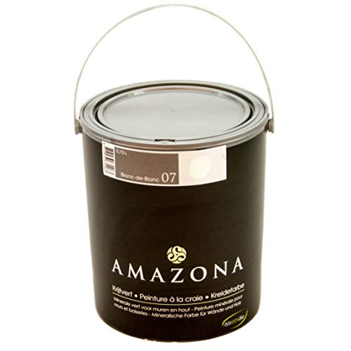 Amazona Kreidefarbe Blanc-de-Blanc 0,75 l Weiß