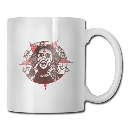haoqianyanbaihuodian Suicide Boys - Taza de café de cerámica para hombres y mujeres, 15 onzas
