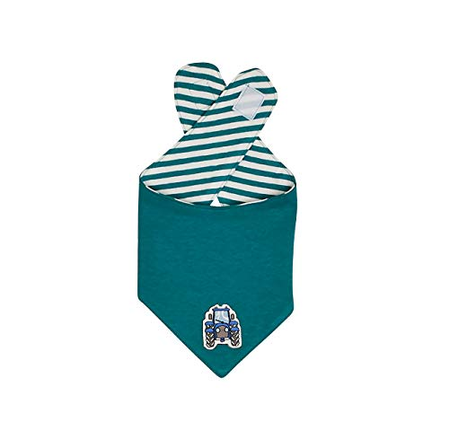 Salt & Pepper Baby-Jungen 05225109 Winter-Schal, Pine Green, Onesize