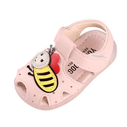Schuhe Kind Mädchen Biene rutschfeste Kindersandalen Kindergarten Hausschuhe Mädchen Mädchenschuhe Prinzessin-Pwtchenty