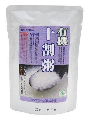 有機 十割粥(胚芽白米)