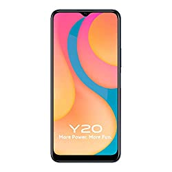 Vivo Y20 (Obsidian Black, 4GB RAM, 64GB Storage) with No Cost EMI/Additional Exchange Offers,Vivo,vivo 2029
