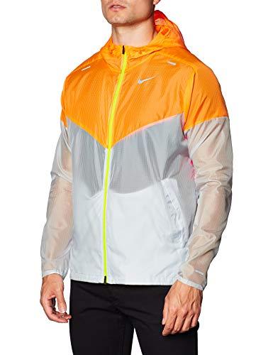 NIKE Jacket-CK6341 Chaqueta para Hombre, Platino Puro/Plateado Reflectante, XX-Large