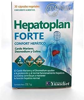 HEPATOPLAN FORTE - CARDO MARIANO + VITAMINA C + COLINA - CONFORT HEPATICO |