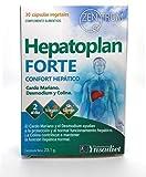 HEPATOPLAN FORTE - CARDO MARIANO + VITAMINA C + COLINA - CONFORT HEPATICO | DETOX + HÍGADO | TESTADO EN LABORATORIO |30 CÁPSULAS