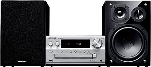 CDステレオシステム Bluetooth対応 ハイレゾ音源対応 シルバー SC-PMX900-S パナソニック(Panasonic) SC-PMX150-S