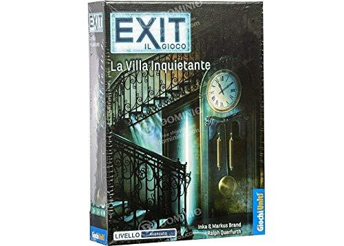 Exit: I Custodi del segreto - Escape Room da tavolo | Giochi Uniti