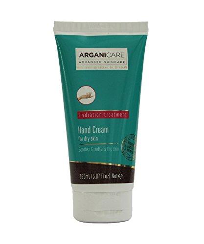 Arganicare Argan Oil Hydration Hand Cream, 5.07 Fluid Ounce